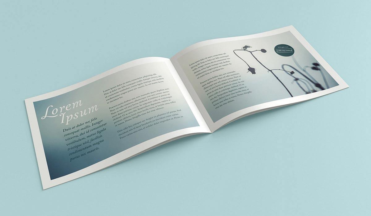 Brošiūrų gamyba, brošiūros, brošiūrų spausdinimas